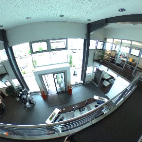 Auto Schweiger in Pfaffenhofen -Rundgang #theta360 #theta360de