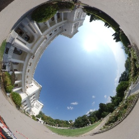 Ливадийский дворец / Livadia palace  #ялта #крым #крым360 #yalta #crimea #panorama360 #theta360
