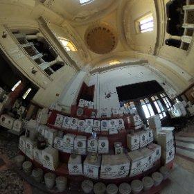 Urne - Sala principala - Crematoriul Cenusa