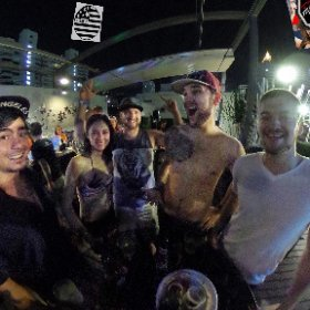 AmWet Pool Party Suk Soi 15 Bangkok 03/09/16 Theme Full Metal DOJO, SM hub http://goo.gl/Cc90Tv  BEST HASHTAGS   #AmWetPoolParty   #AmWetFullMetaDojo Industry #BkkPoolParty #BpacApproved   #1nightBkk  #BtsAsoke  #BkkSukSo15 #firefly3d