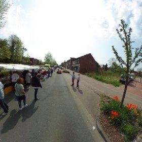 Oldtimertreff in Papenburg Emsland #theta360 #theta360de