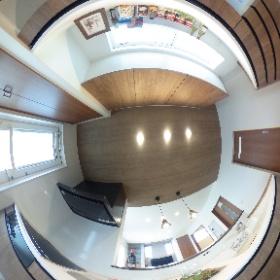 神田新町 キッチン #theta360