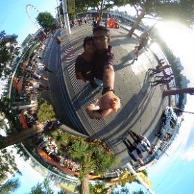 southbank 2 #theta360 #theta360uk