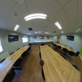 Our new look @NTAppleRTC! Can't wait for today's #AppleTeacher Training! #theta360