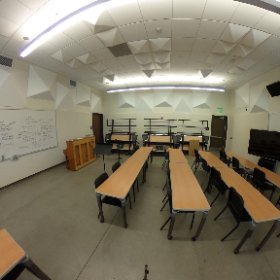 Rancho Campana High School - music room