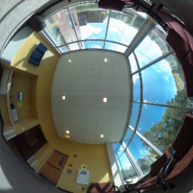 Riverview kitchenette lounge #theta360