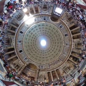 Pantheon. #theta360