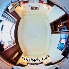 ザ ペニンシュラ バンコク ホテルの客室 #theta360