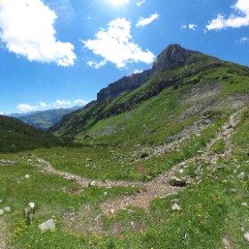 Windecksattel im Mahdtal im Kleinwalsertal #kleinwalsertal #mahdtal #windecksattel #hiking #wandern #osterreich #austria