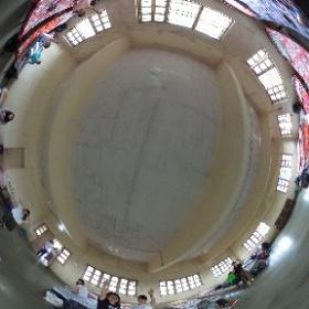 「めぐこ」2017年インドスタディーツアー、レルワでの女子部屋の様子です。