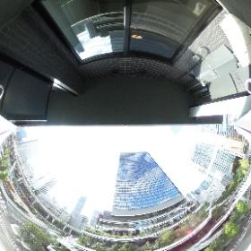 東京ポートシティ竹芝 レジデンスタワー 9F 1R 36㎡ #theta360