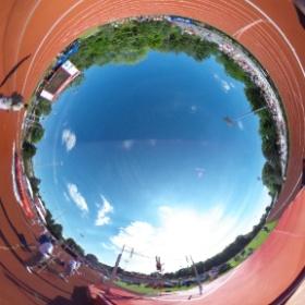 #IHSAA #track and field state finals #bloomington pole vault #theta360