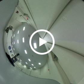 360 view of the new Air Force and DoD Human Centrifuge operational at Wright-Patterson Air Force Base with the 711th Human Performance Wing and the USAF School of Aerospace Medicine.  This 20-G beast crushes it!