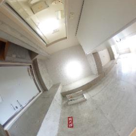 K'sオーシャンカビラ 1ルーム トイレ&玄関