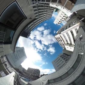 【SPQRビルディング】 南向き眺望 360°画像 東京都千代田区九段南1-4-2 http://www.axel-home.com/009732.html  #theta360