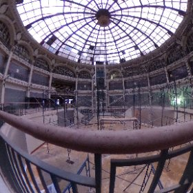Dayton Arcade renovation work underway!