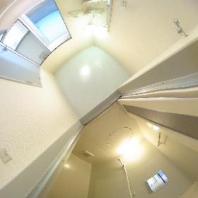 伊予郡松前町西古泉 ロードインエトアール 浴室、洗面 680201 #theta360