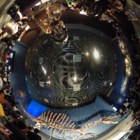 恐竜博2016(国立科学博物館)に行って来た♪ 基本写真撮影OKってのが嬉しいね☆ その2 #theta360