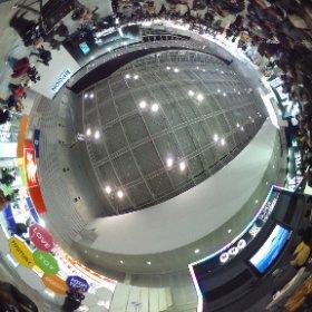NHKの8Kテレビ。