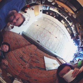 Coffee with my girls :) #theta360