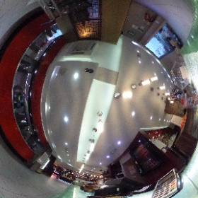 Wing Wah Chinese Restaurant & Bar (Coventry) Reception  #theta360