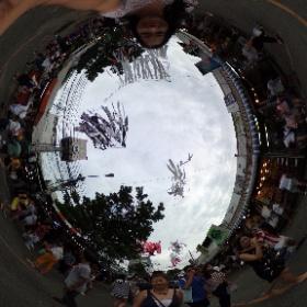 曼谷 #theta360