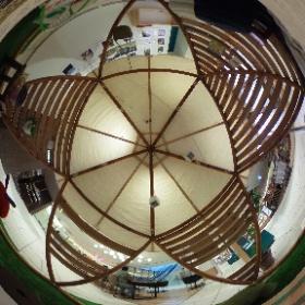 2017年10月、エキュート立川の10周年記念で3階のフリースペース タマリバに設置されたフォレストドームの中から撮影した360°写真です。