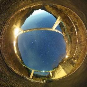雷電廿六木橋の360°写真 #theta360