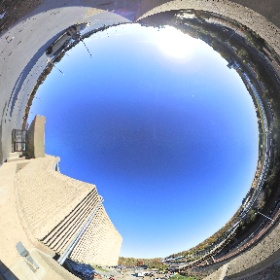 Test shot from a Nikon KeyMission 360 camera. #theta360
