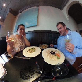 Date night in Gisborne before tomorrow's wedding! #theta360