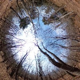 ナダクマシロ山 1418m 晴れ 2020-04-26 静岡県浜松市天竜区 #theta360