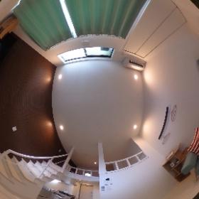Oneroom model #theta360