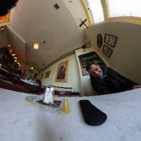 theta again love it love him #theta360
