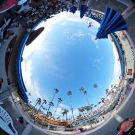 #LocalGuides Global Meet-up Day .@SCPier #theta360