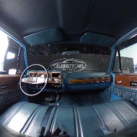 1976 Gmc sierra truck interior