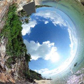 360° Chao Phao Beach on Koh Phangan #Thailand