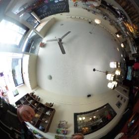 #LoboLoco 2019 Grand Tour:  Water is Life https://wolfe35.wixsite.com/lobolocorallies/waterislifegrandtour2019 Coffee stop at Garafraxa Coffe Shop in Durham https://goo.gl/maps/E3ibQBdm6j71zzQW7 #theta360