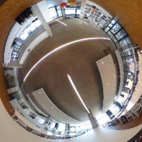Bibliothèque #theta360 #theta360de