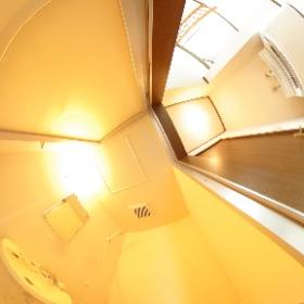 メゾン・ド・シェーヌ 105号室 浴室 #theta360