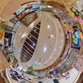 THETA PHOTO SPOT, THETAで撮ってシェアしよう! RICOH IMAGING SQUARE OSAKA, リコー・イメージングスクエア大阪 #THETA_SQUARE #theta360