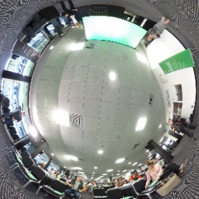 Purpose Media Bing Event at Pride Park Stadium #theta360