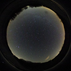 Dorset night sky  #theta360 #theta360uk