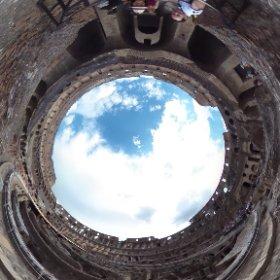 una previa del coliseo Romano en 360 grados. #theta360