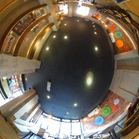 Dining Area #Cafe55 #theta360