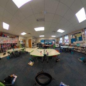 North Grove - Kindergarten - Megan Madlem #theta360