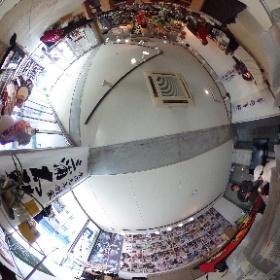 おかざき匠の会東京展覧会 #ラパン エ アロ #東京 #北青山 #おかざき匠の会  #theta360