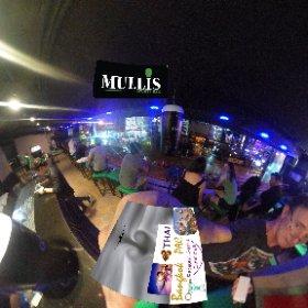 Mullis Sports Pub (formerly Mulligans Irish Bar), multiple sports TV's indoor and out, Prime nightlife location,  SM hub http://goo.gl/S3gUqG   BEST HASHTAGS  #MullisSportsBarBkk   #BkkPub  #BkkBarSports   #BkkSukSoi11  #BtsNana #firefly3d