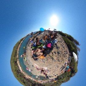 Relax a Porto Selvaggio #theta360 #theta360it