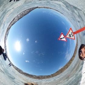 Shooting #360 #3D #VR at Baikal lake for MEDIACOMBO