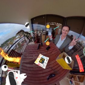 360 spherical photo modified using app tricks call LenseFX .. test page https://goo.gl/DTknNC    #firefly3d